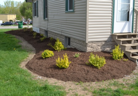 Landscaping landscaping ideas without plants for Landscaping without plants