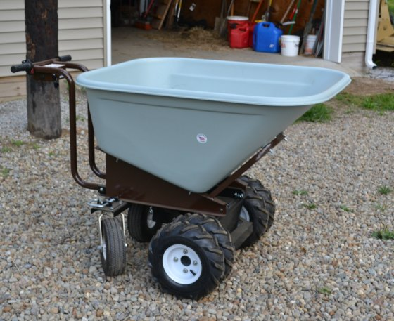 Electric Wheelbarrow Review