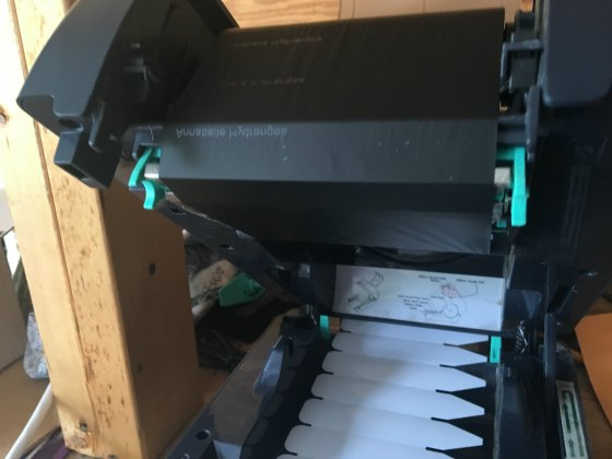 The Nursery Plant Tag Printer That We