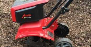 Reviewing the Mantis Electric Tiller/Cultivator
